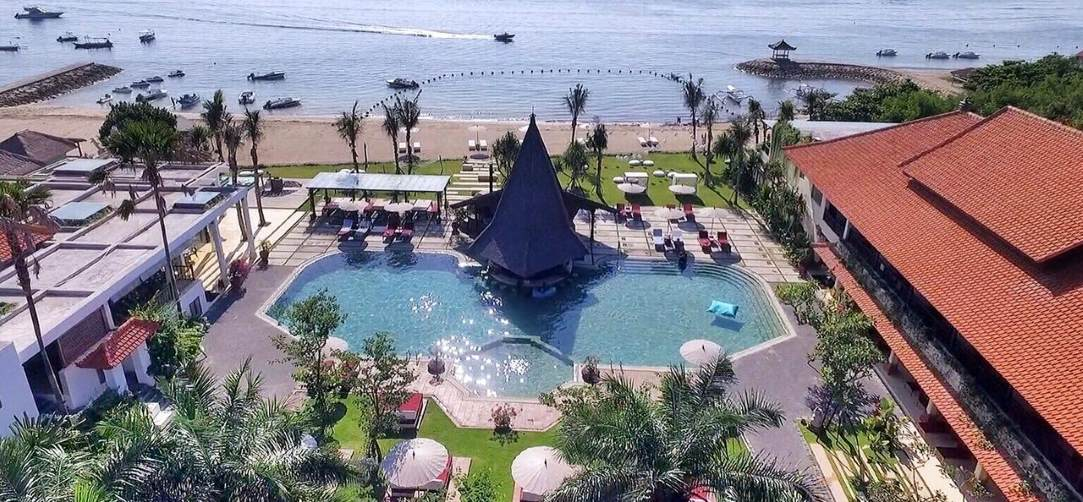 5 star bali beach resort 987 per couple for 8 nights 4 for Bali accommodation 5 star