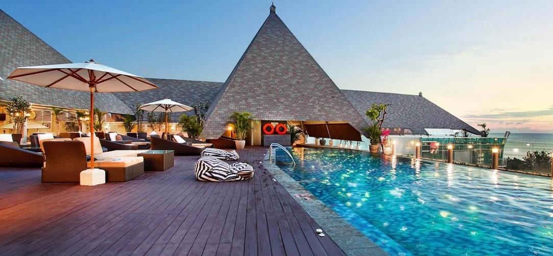 Inna Bali Heritage Hotel, Denpasar Bali